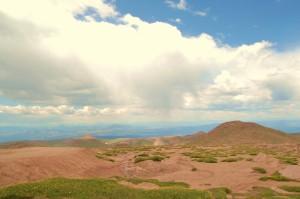 Thunderhead, Pikes Peak, 2009, Taylor Washburn ©