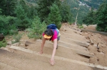 The Incline Trail, Pikes Peak