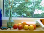 'maters on my windowsill